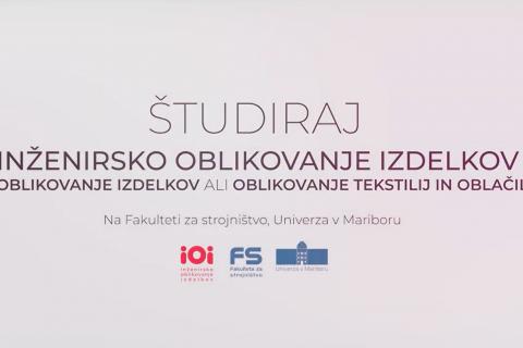 Permalink to:Promocijski video študijskega programa Inženirsko oblikovanje izdelkov